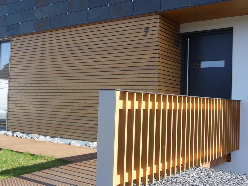 Haustüren in Holz und Alu